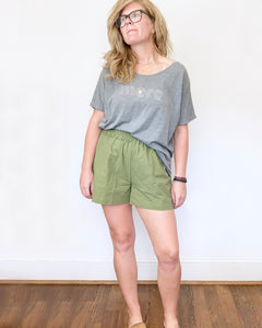 Olive Betty Shorts