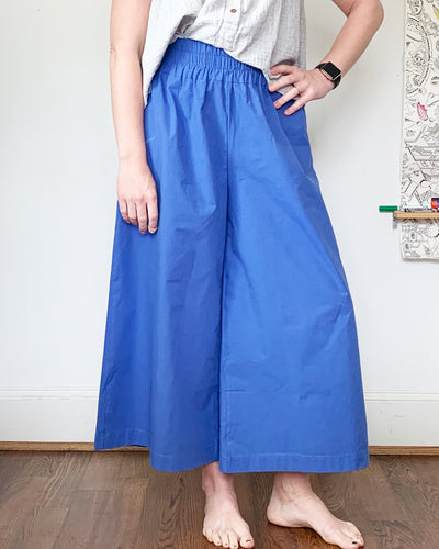 Periwinkle Betty Pants