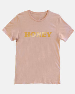 Gold Honey Tee