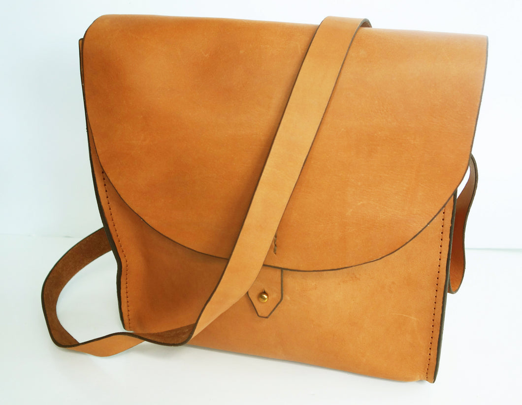 Juliette Convertible Leather Tote