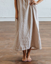 Load image into Gallery viewer, Khaki Dash Birdie Maxi