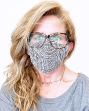 Load image into Gallery viewer, Artful Face Mask Collection (set of 4)