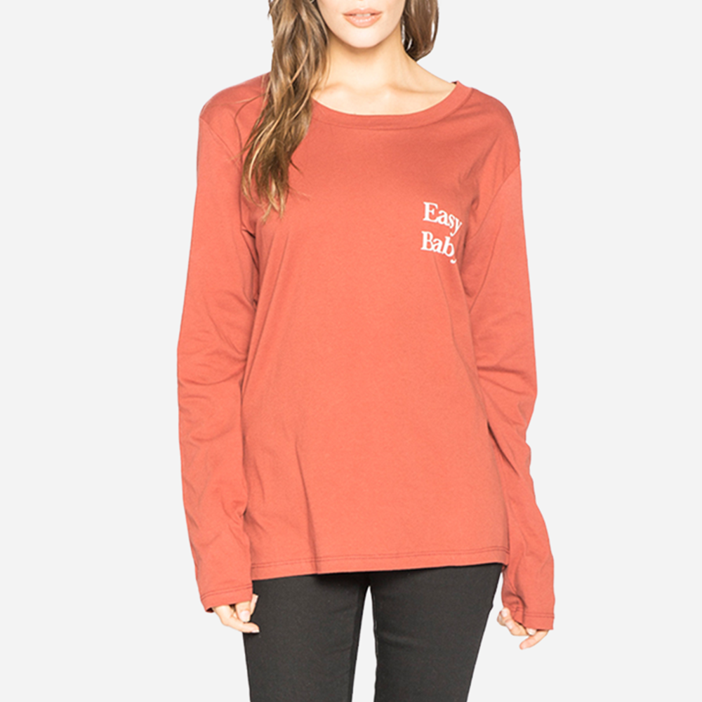 Easy Baby Long Sleeve Tee