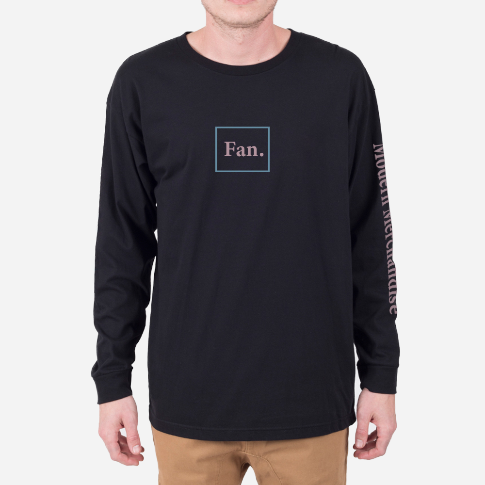 Fan Box Long Sleeve