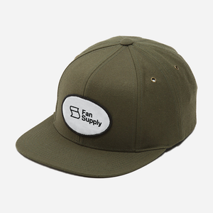Strapback Patch Hat