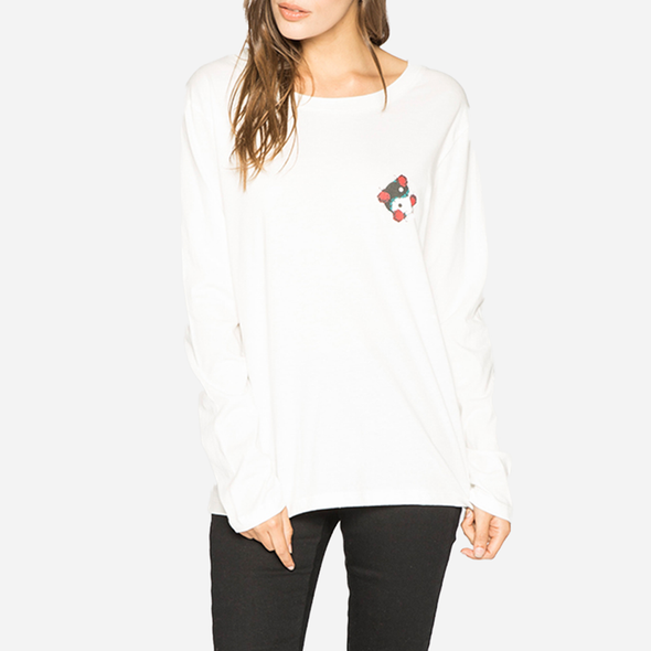 Yin Yang Long Sleeve Tee