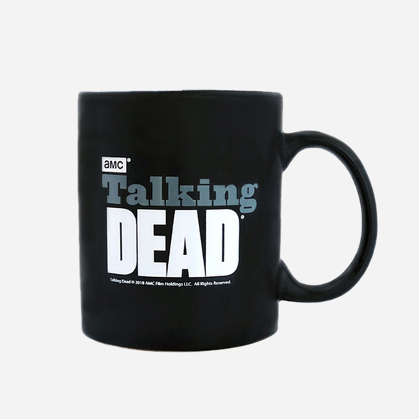 Official AMC's Talking Dead Coffee Mug