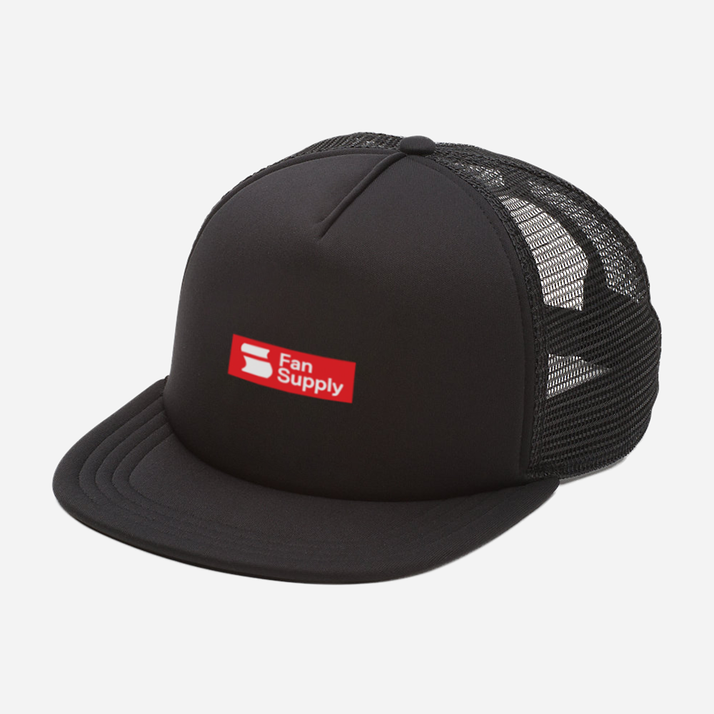 Name Tag Trucker Hat
