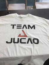 Kids Team Jucao t shirts  - white