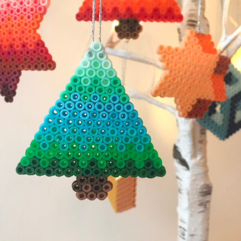 Mint Tree Hanging Decoration