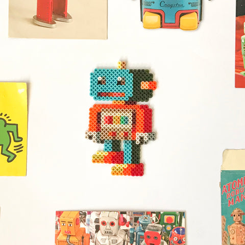 Robot Wall Decor