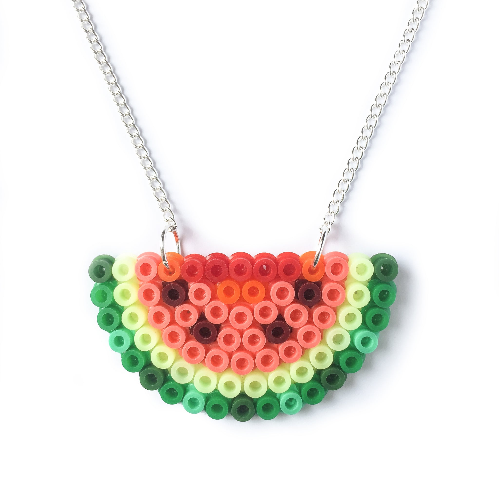 Watermelon Pendant Necklace