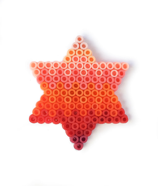 Coral Star Magnet
