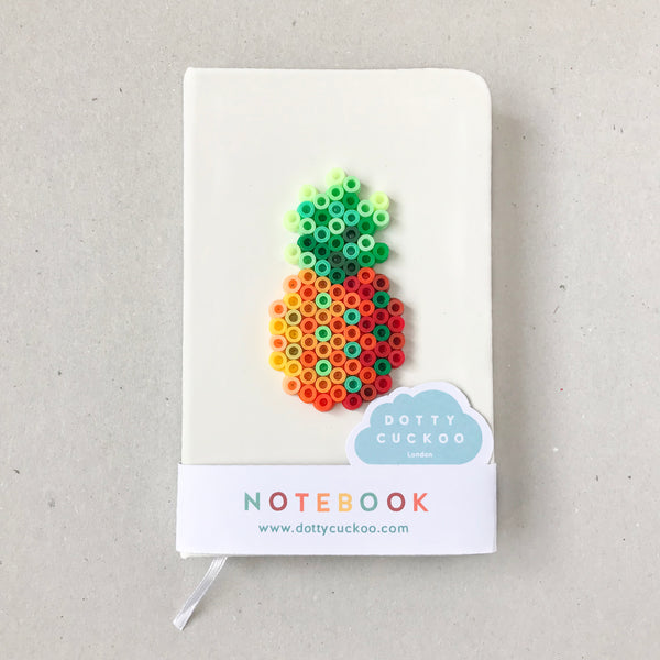 Pineapple Notebook
