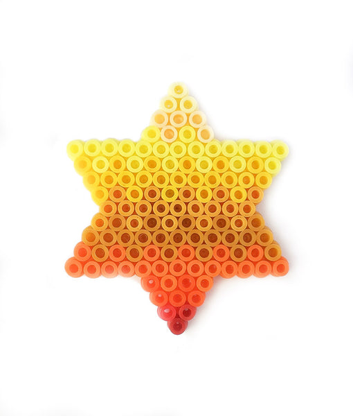 Yellow Star Magnet