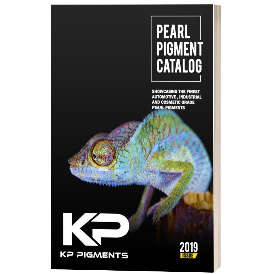 Load image into Gallery viewer, KP Pigments Pearl Pigment Brochure