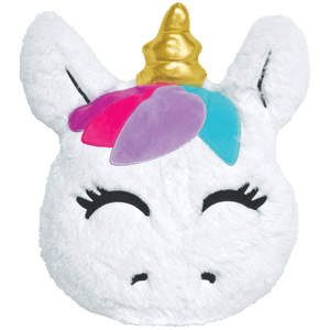 Scented Furry Unicorn Pillow