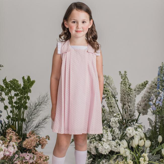Girls Peony Dress