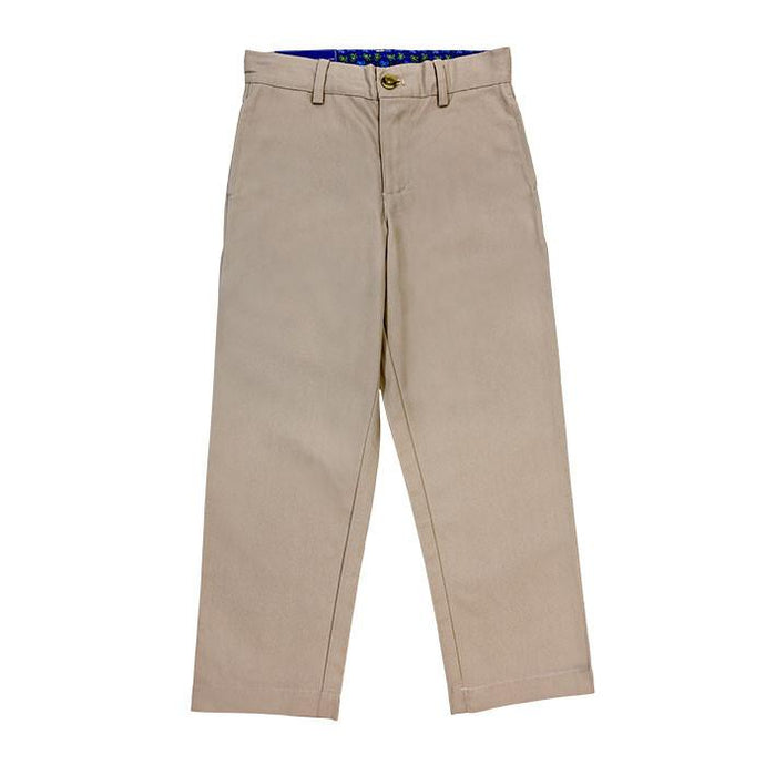 Tween Boys Khaki Twill Pants