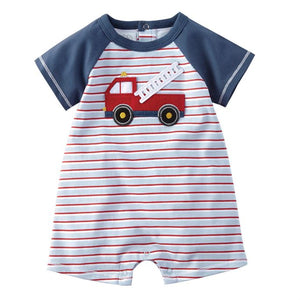 Fire Truck Shortall