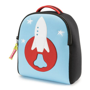 Harness Toddler Backpack - Space Rocket