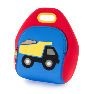 Lunch Bag - Dump Truck