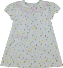 Load image into Gallery viewer, Infant 1956 Anniversary Pocket Dress