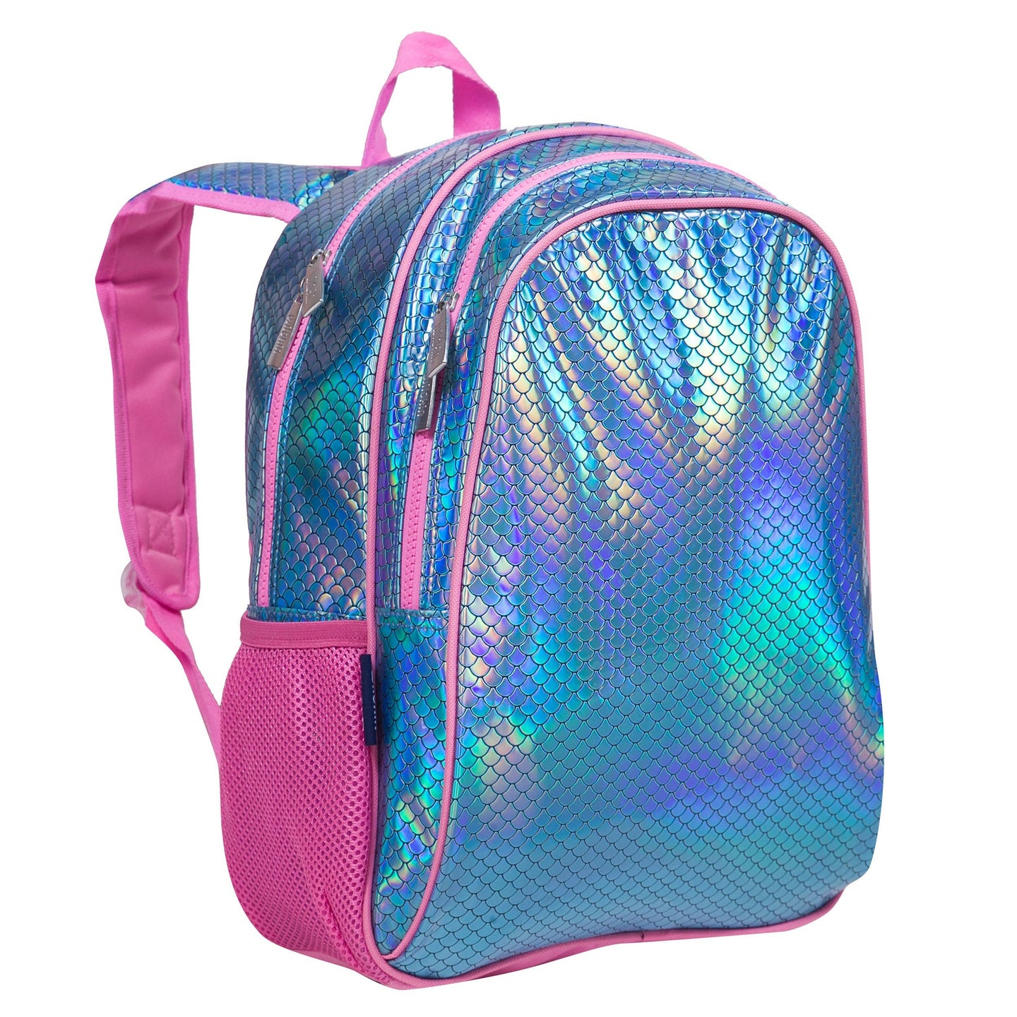 Mermaid Scales Backpack - 15 Inch