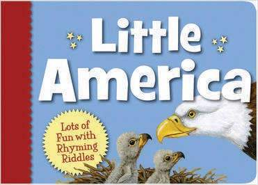 Little America Toddler Board Book