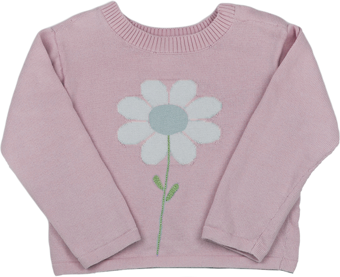 Daisy Cozy Up Sweater