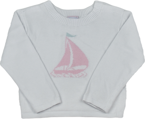 Sailboat Cozy Up Sweater