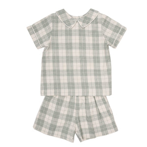 Toddler Knox Short Set