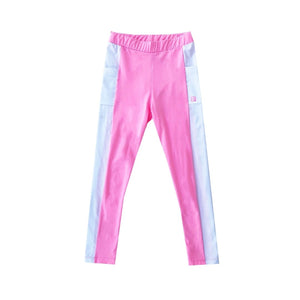 Pink Lila Leggings