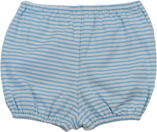 Blue Stripe Munro Bloomer