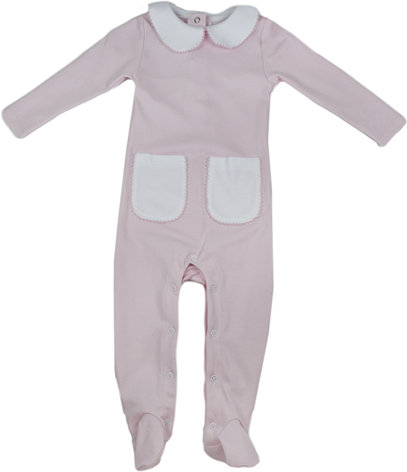 Pink Once Upon A Time Onesie