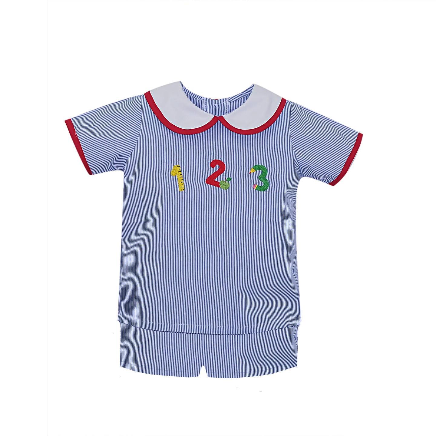 Toddler Boy Sibley School Short Set