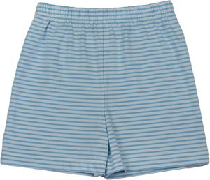 Blue Stripe Stewart Short