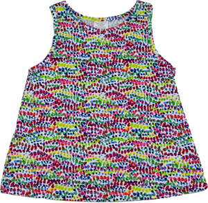 Multi Dot Totally Tank