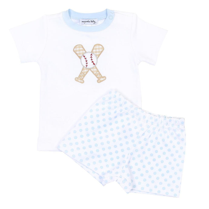 Toddler Grand Slam Short Set