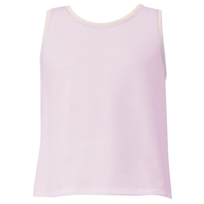 Blush French Terry Tank