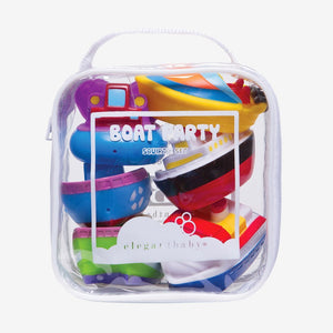 Boat Party Bath Toys