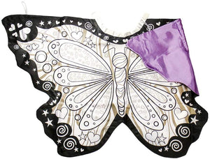 Colour A Cape-Butterfly Wings