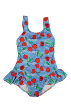 Load image into Gallery viewer, Cherry Print Swimsuit