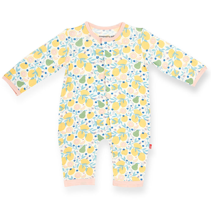 Citrus Bloom Magnet Coverall