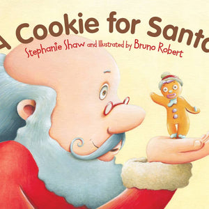 Cookie For Santa Book