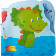 Load image into Gallery viewer, Bath Book Water Dragon Fridolin