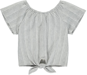 Grey Esme Top
