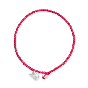 Flamingo Braided Bracelet