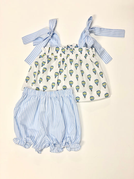 Toddler Bailey Bloomer Set