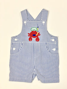 Infant No Crabs Allowed Shortall